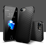 Black KolPler soft TPU case for iPhone